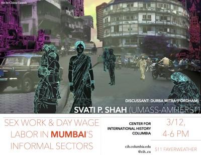 12Mar2015 Svati Shah@Columbia